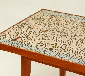 Mosaic coffee table III.
