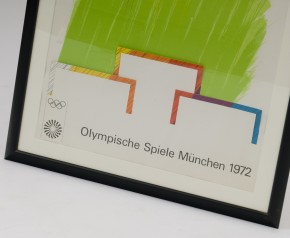 plakát 1972 Munich olympic games