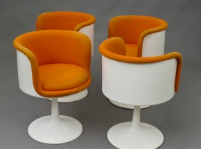 Swivel chairs Formica